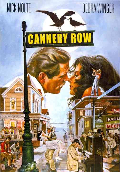 CANNERY ROW BY PHILLIPS,MICHAEL (DVD)